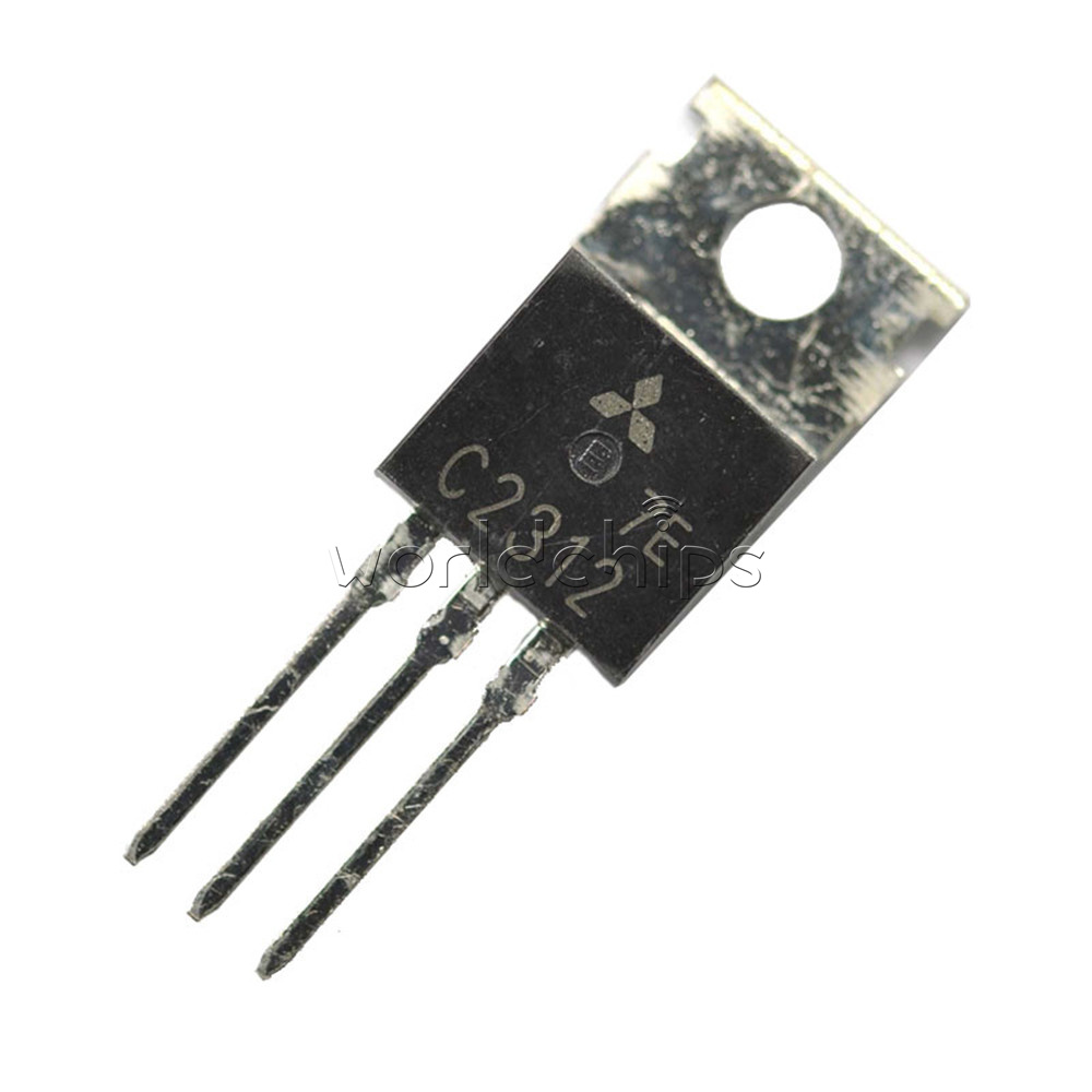 5PCS NPN 2SC2312 C2312 Transistor NEW