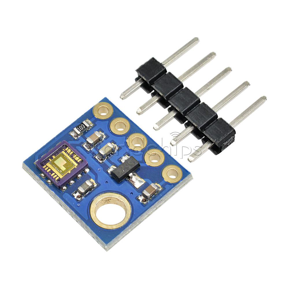 Uv sensor arduino code