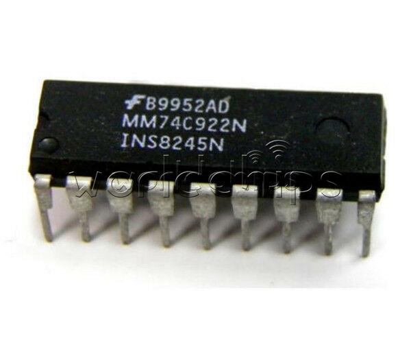 MM74C42N INTEGRATED CIRCUIT DIP-16