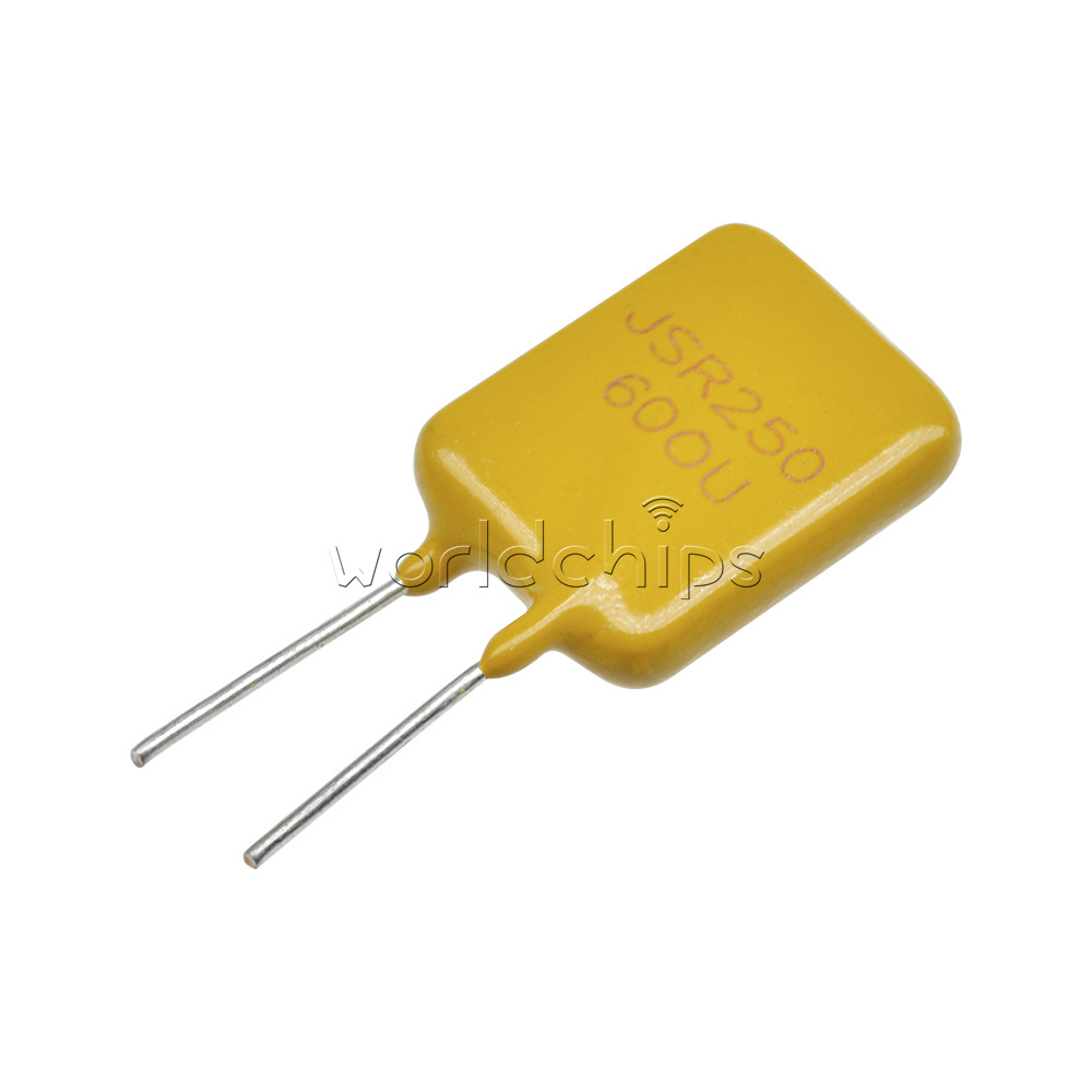 100pcs 0.05A 60V 50mA PolySwitch Resettable Fuse Poly Switch Fuses Polyfuse