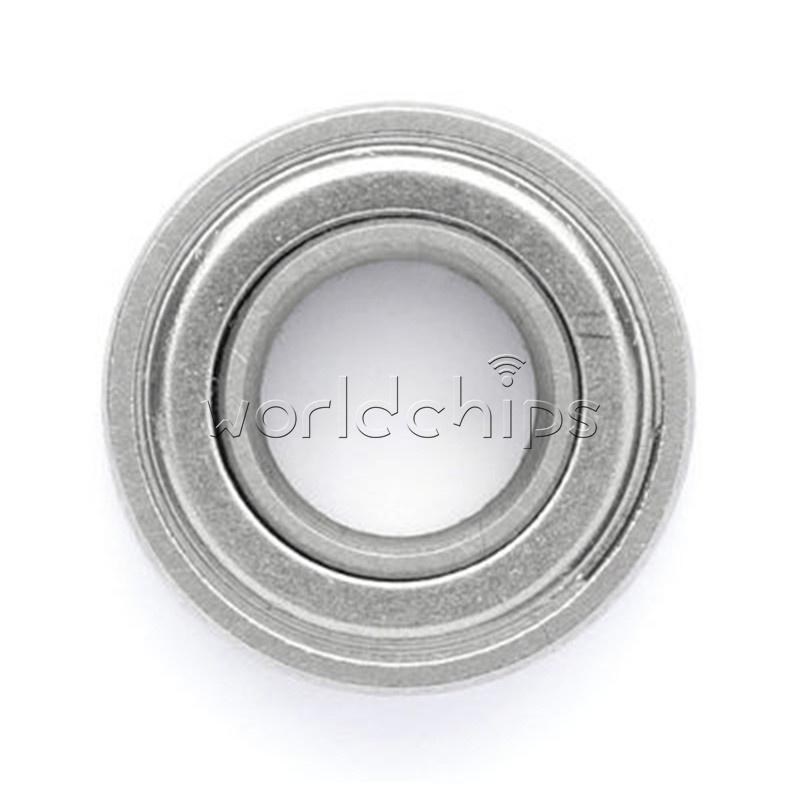 MR62ZZ 10 PCS 2x6x2.5mm Double Metal Shielded PRECISION Ball Bearing 2*6*2.5