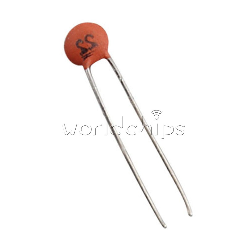New 25 Kinds Ceramic Capacitor Each 10pcs Disc Capacitor 250pcs All in one Bag