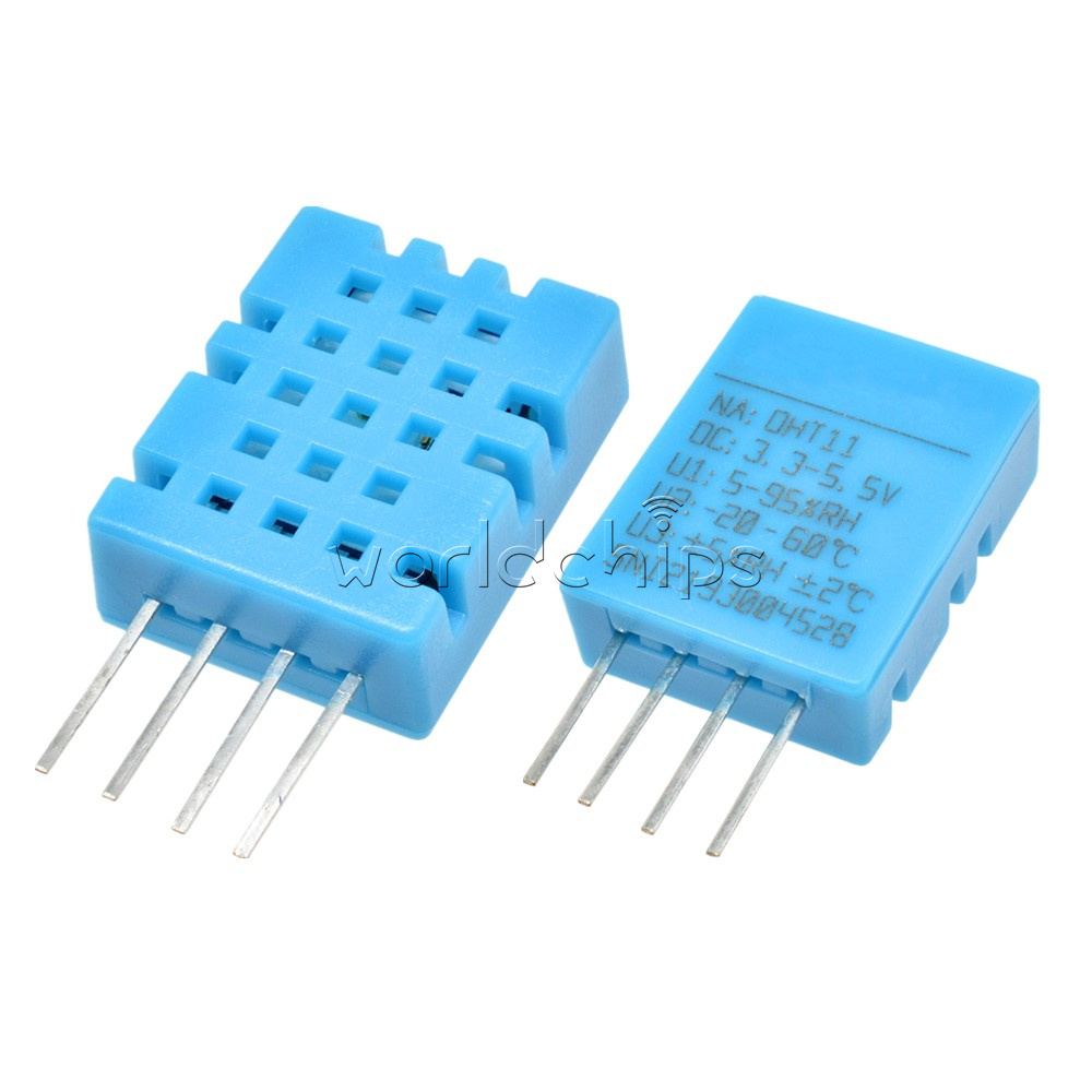 5PCS DHT11 DHT-11 Digital Temperature and Humidity Sensor For Arduino GM