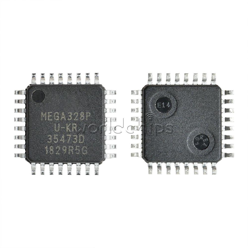 10Pcs IC ATMEL TQFP-32 ATMEGA328P-AU MEGA328P-AU ATMEGA328P MEGA328P