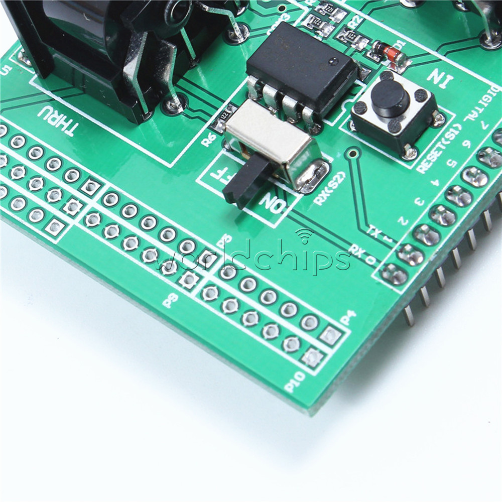 MIDI Shield Musical Breakout Board Instrument Digital Interface Adapter Plate For Compatible Arduino Adapter Board Module