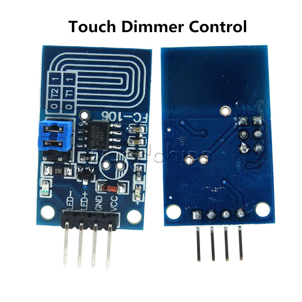 This Circuit Can Easily Be Modified For Use As Dimmer Circuit For Led