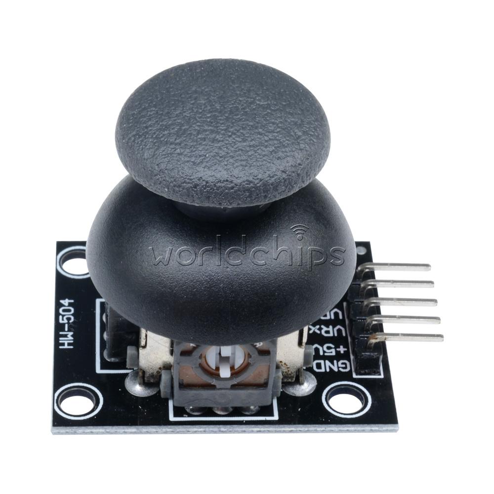 1//2//5//10PCS 5 Pin JoyStick Breakout Module Shield PS2 Joystick Game Controller