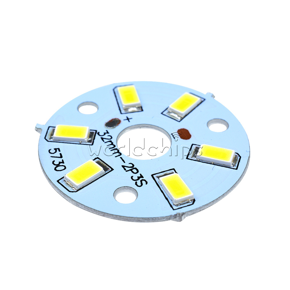 10PCS 3W 5730 LED Emitting Diode SMD Highlight Lamp Panel LED Board White