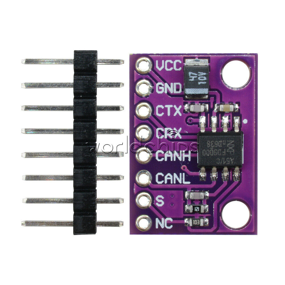 1PCS TJA1051 High-speed Low-Power CAN Transceiver For Arduino CA