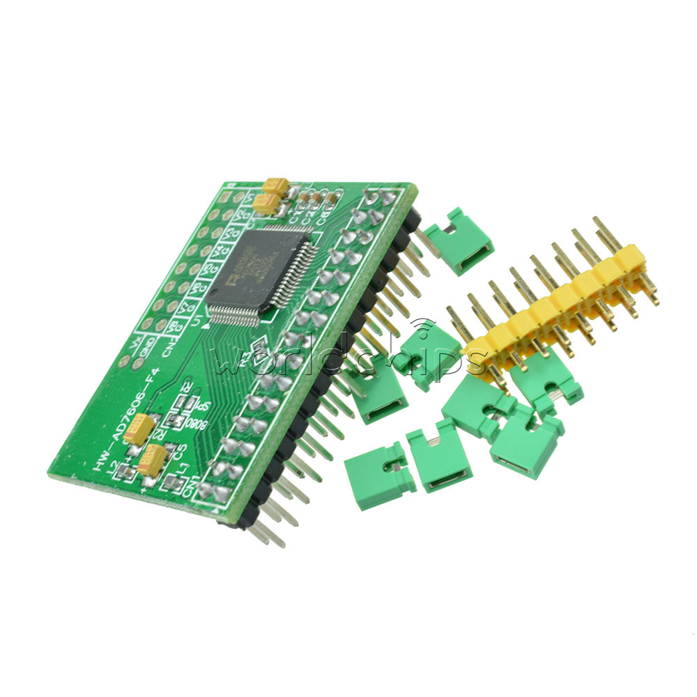 AD7606 DATA Acquisition Module 16Bits ADC 8CH Synchronization 200Ksps GM