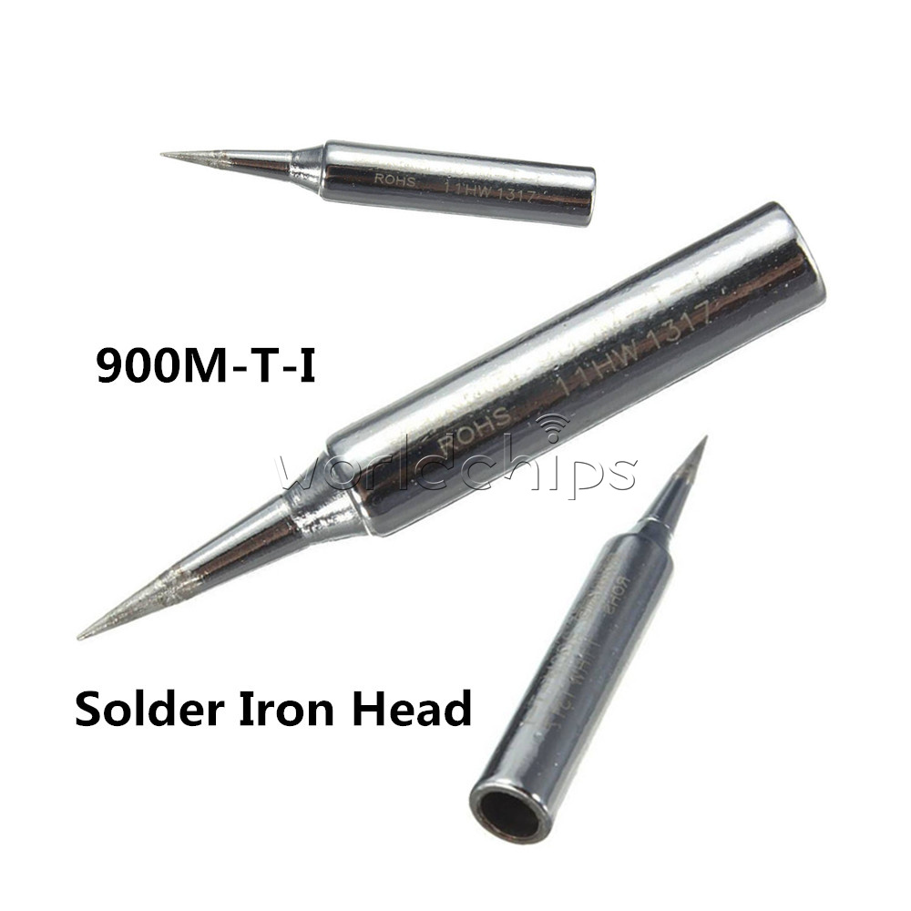 1//5//10pcs 900M-T-I 936 Conical Pencil Soldering Replace Solder Iron Tip
