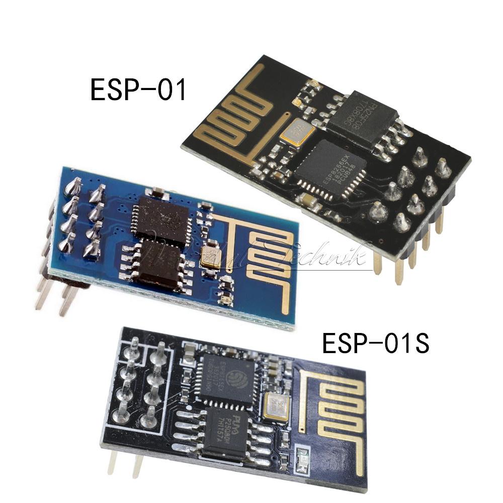ESP8266 ESP-01S ESP-01 Serial WIFI Wireless Transceiver Receiver  LWIP AP+STA