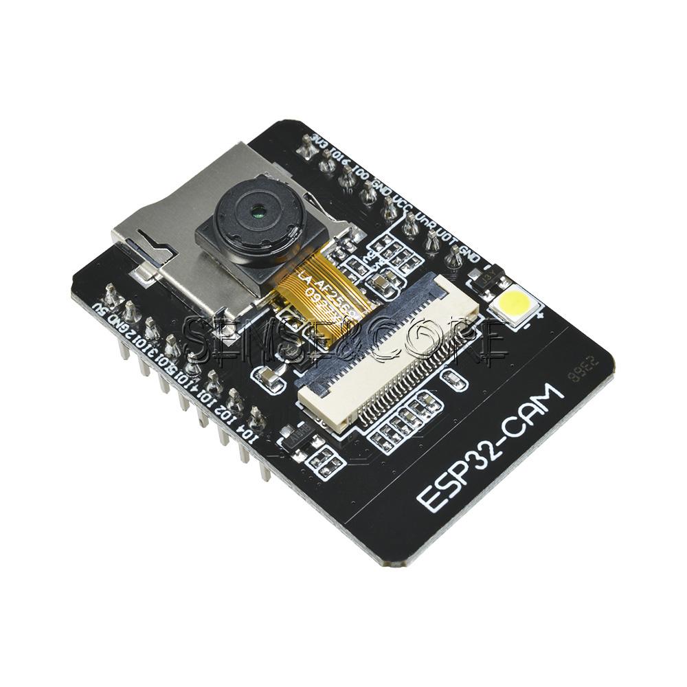 ESP32 CAM WIFI Bluetooth Entwicklungsboard 5V ESP32 mit OV2640-Kamera Modul