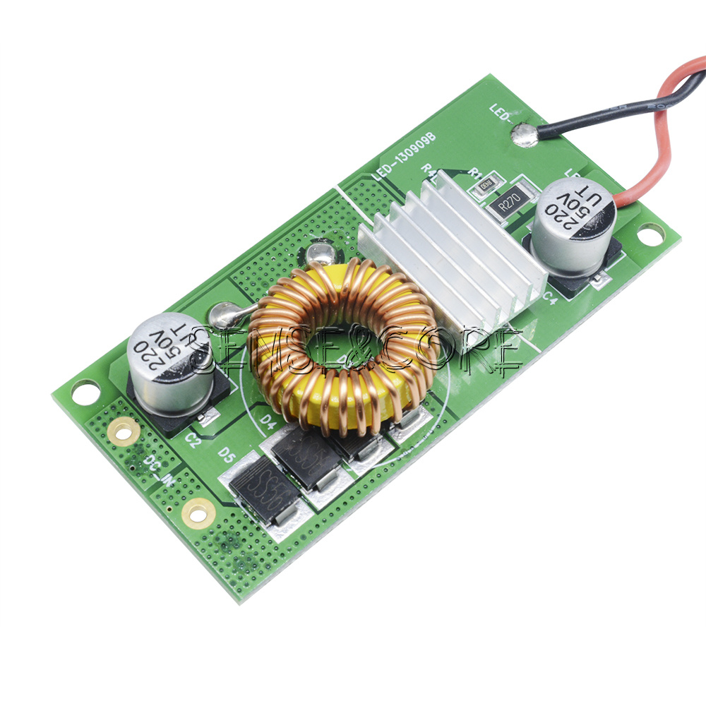 DC12-24V 50W High Power LED Driver Supply Constant Current LED Chips Light