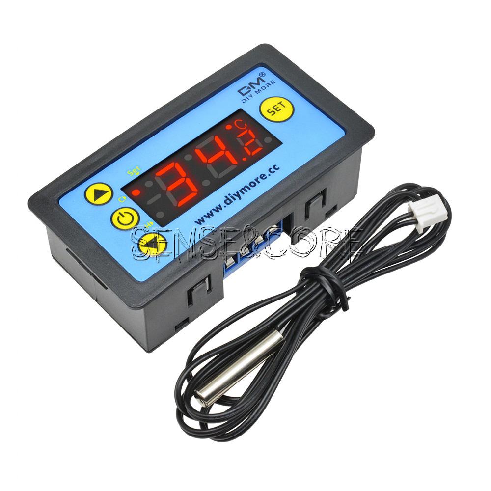 1Pc 12V//24V//110V//220V Stc-1000 Digital Temperature Controller Thermostat X  T DD