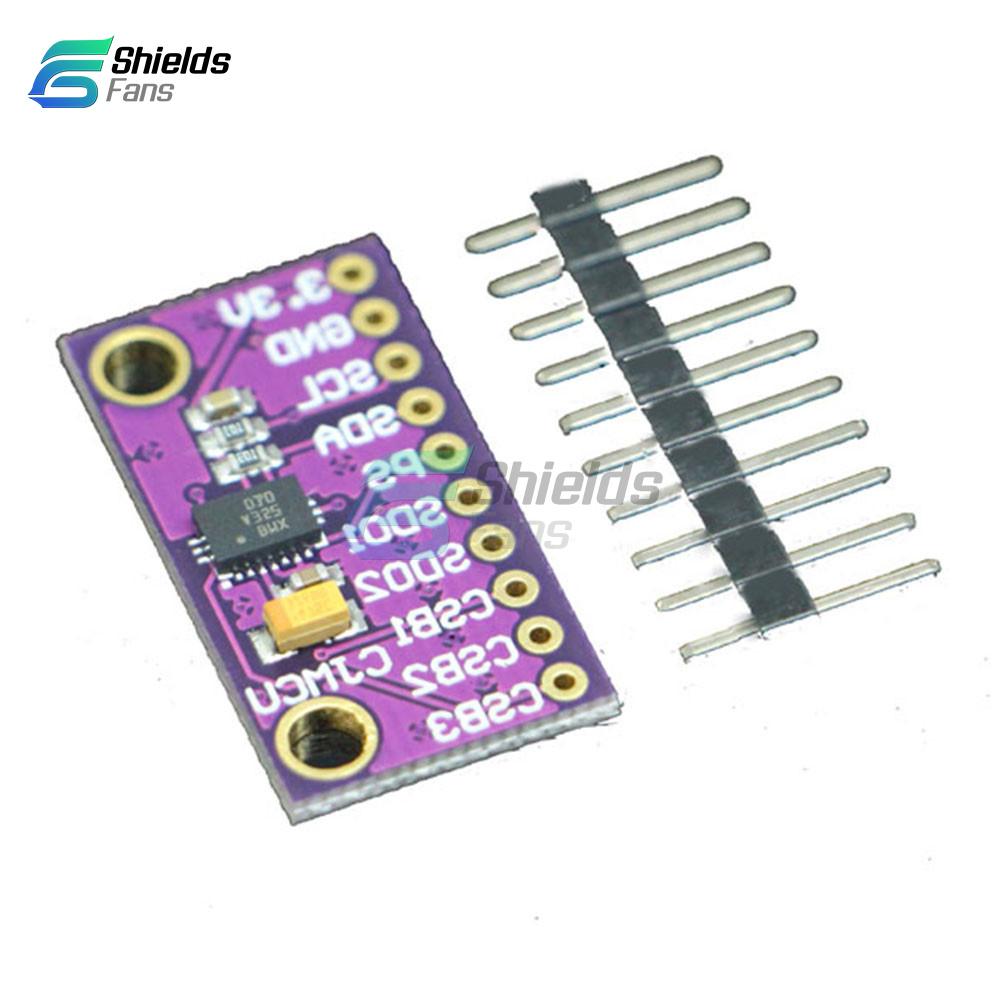 9DOF BMX055 IMU precision integrated 9-axis attitude sensor IIC Replace mpu9250