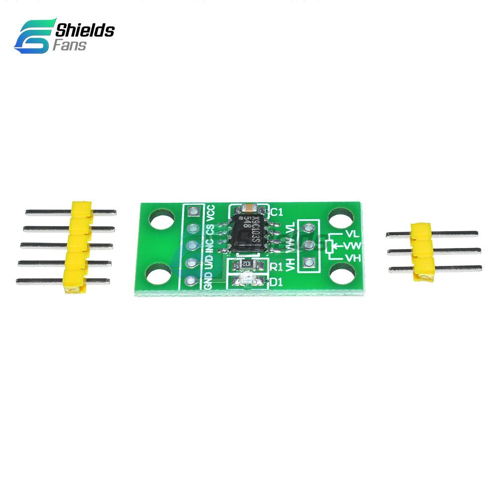 X9C103S Digital Potentiometer Board Module for Arduino DC3V-5V B1LC CYCA
