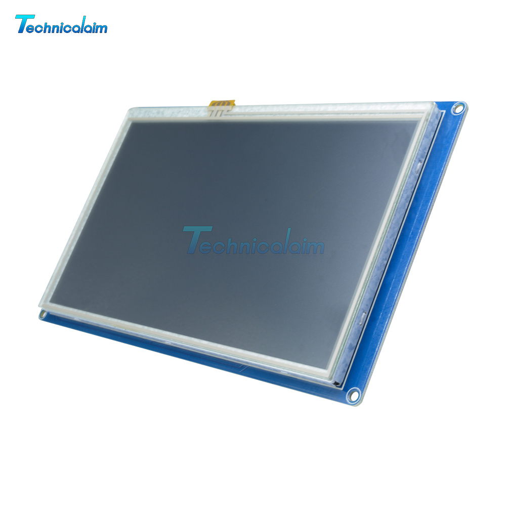 """7/"""" inch TFT LCD SD Card Module 800X480 SSD1963 Mega Touch LCD Expansion Board"""