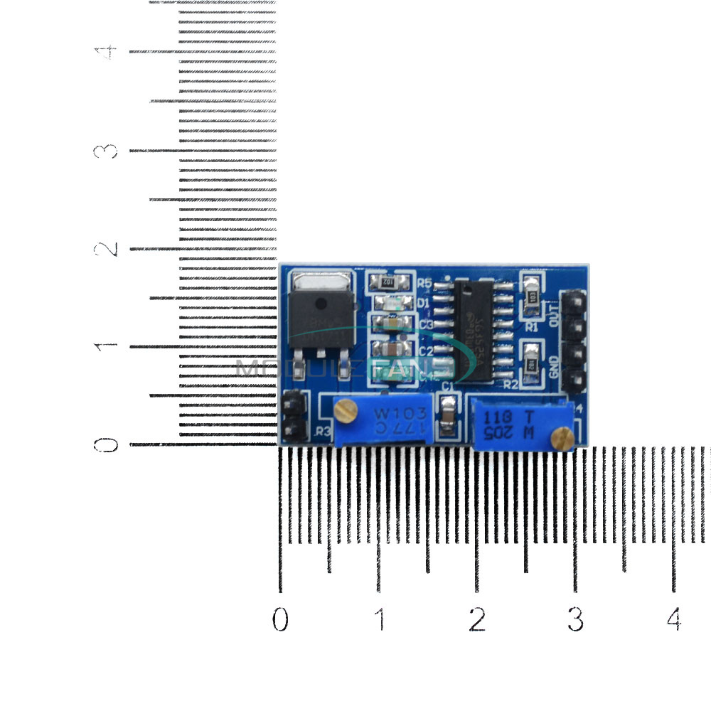 2PCS New SG3525 PWM Controller Module Adjustable Frequency Module 100HZ-100KHZ