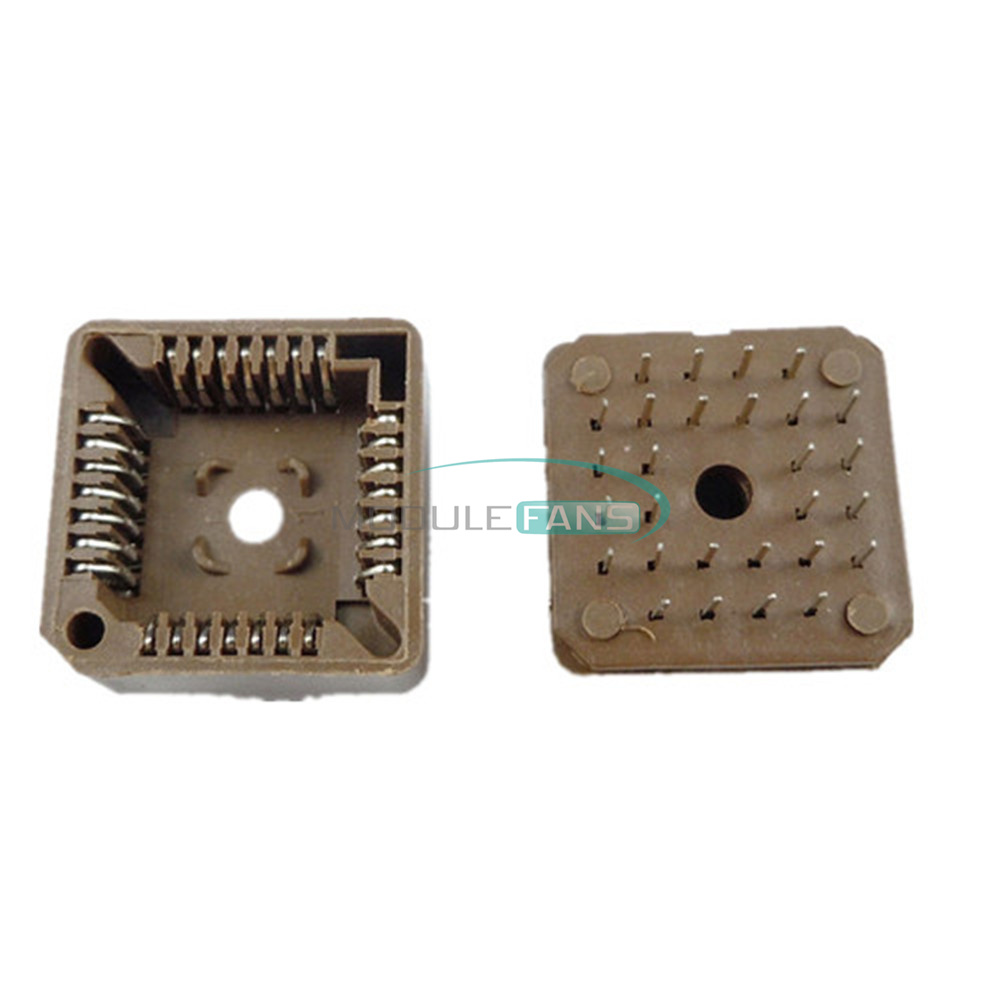 10Pcs Universal Gold Plated Pin 40 Pin ZIF Test DIP IC/'s IC Socket