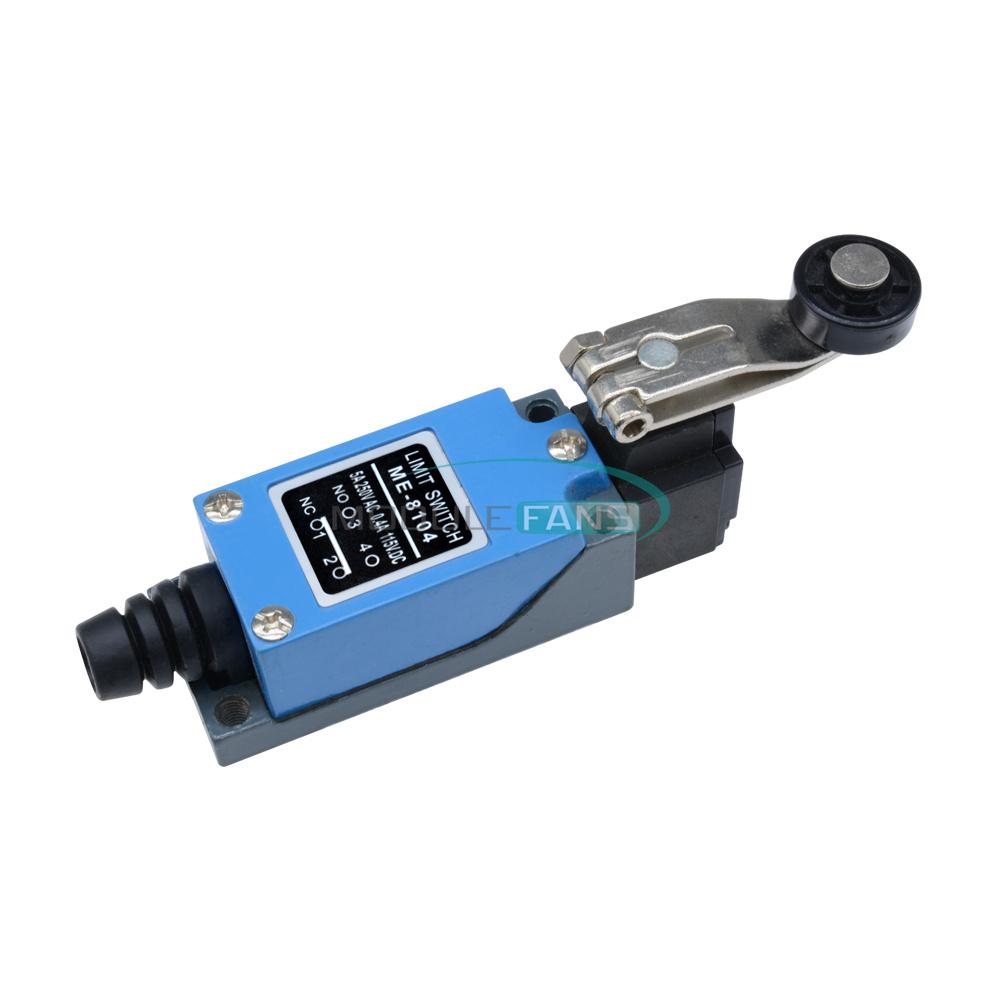 ME-8112 2NC 2NO Parallel Roller Plunger Actuator Limit Switch AC 250V JK^JK