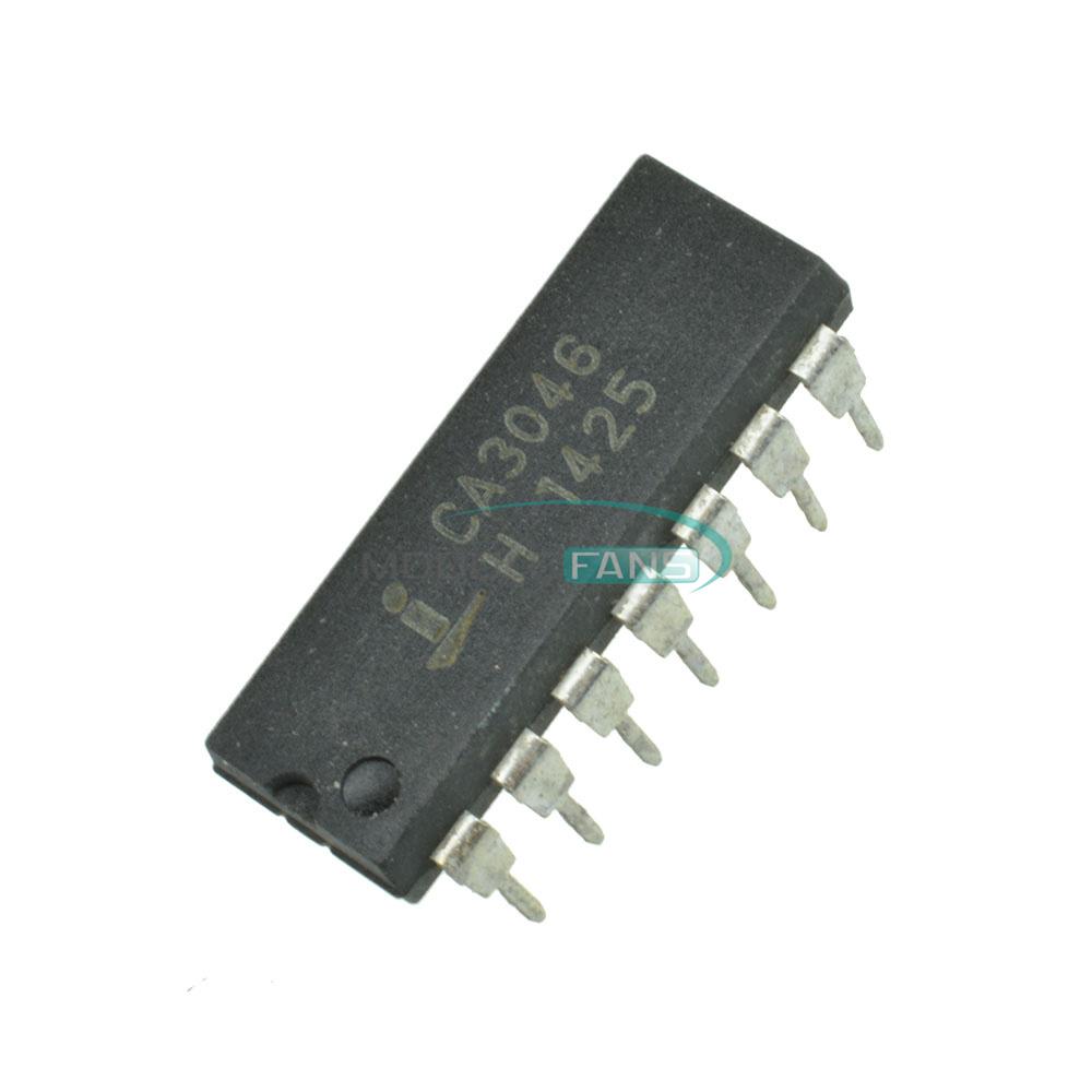 5PCS CA3086E CA3086 IC DIP-14