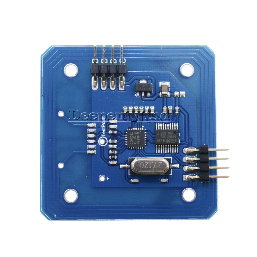 RC522 RFID 13.56Mhz Module//Unit I2C//SPI Proximity Module Reader IC S50 Key Tag D