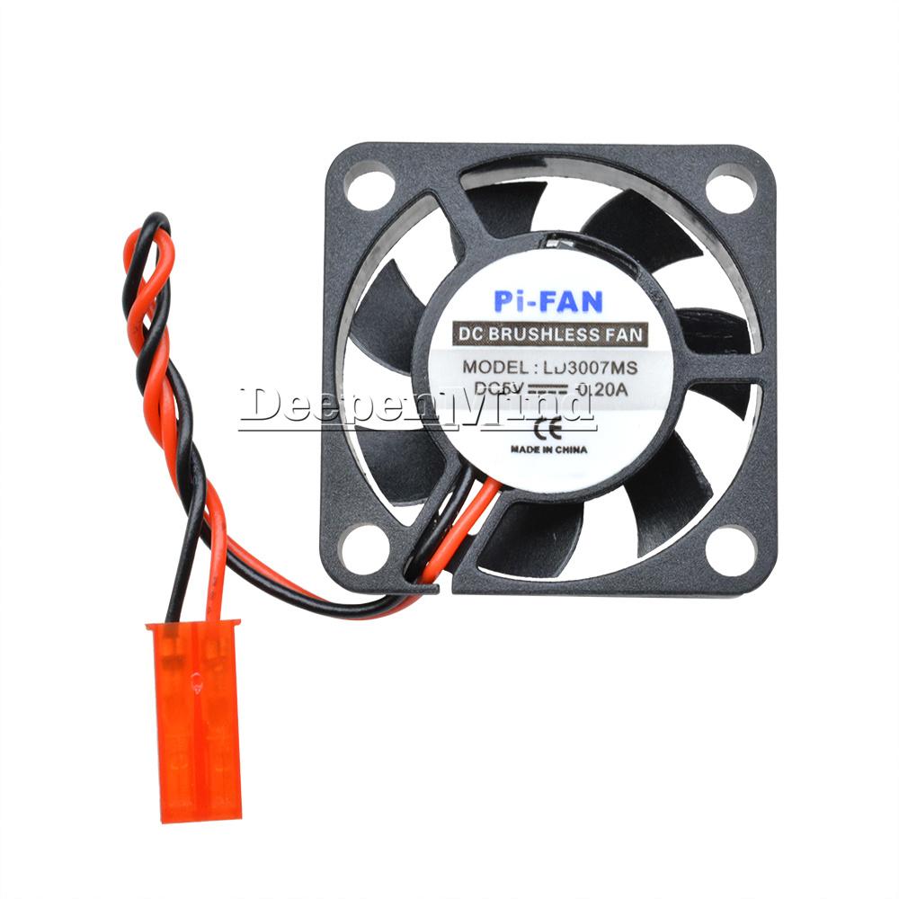 5V 0.2A Raspberry Pi Model B+ Raspberry Pi 2//3 U9 CPU Cooling Fan High Quality