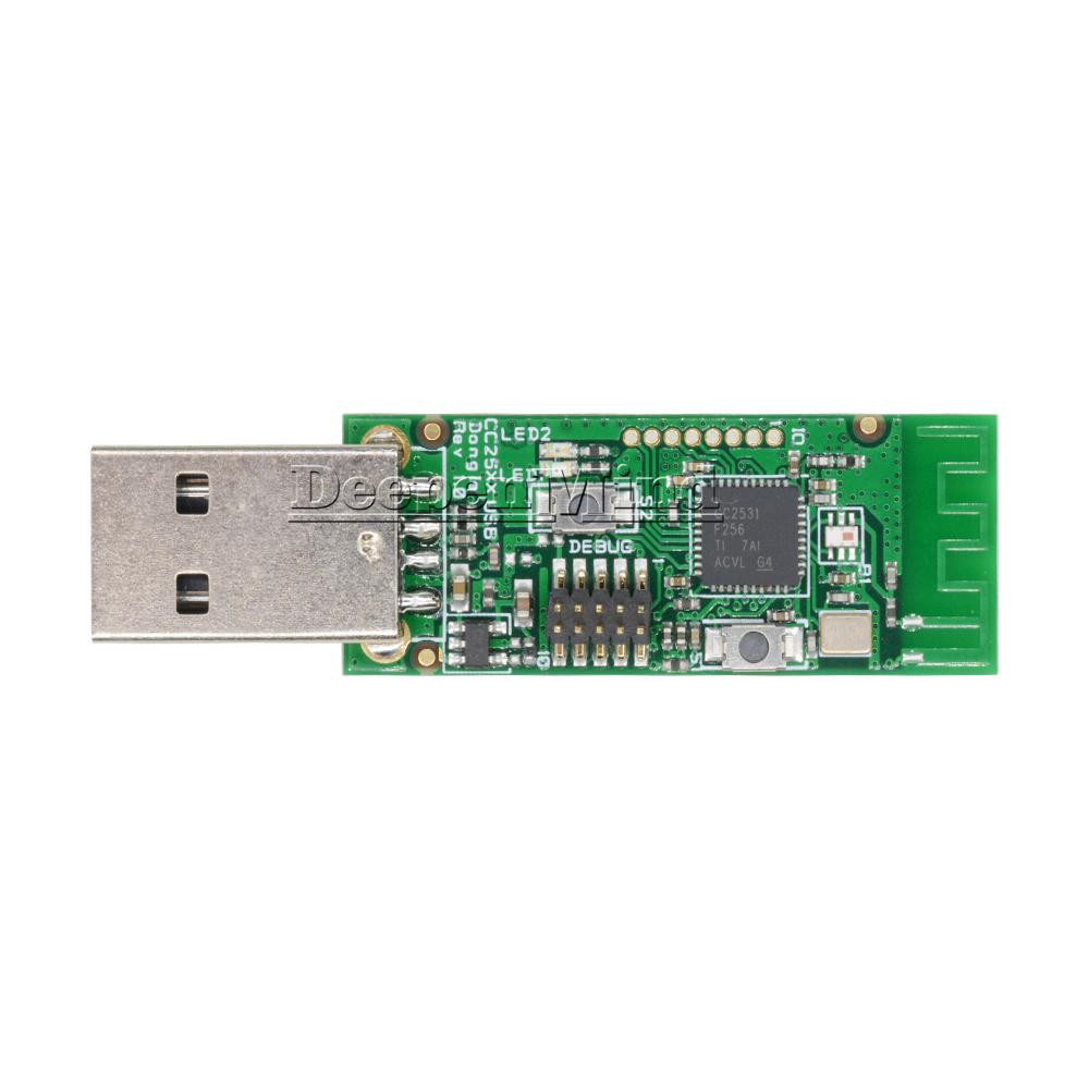 CC2531 Sniffer Protocol Analyzer Wireless Module USB Dongle Stable For Zigbee