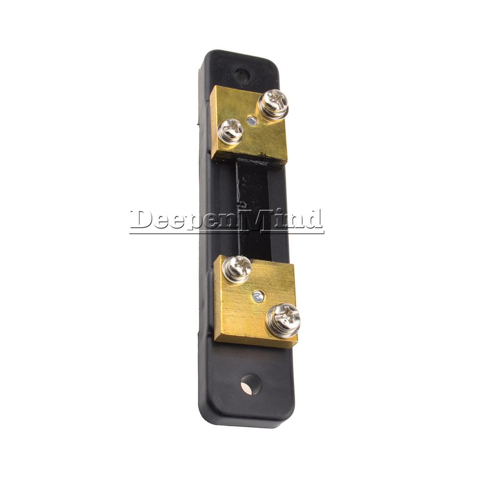 Digital-50A-LCD-Volt-Watt-Current-Power-Meter-Ammeter-Voltmeter-Meter-Shunt thumbnail 16