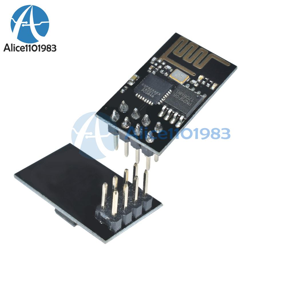 1//2//5//10PCS ESP8266 Esp-01 Remote Serial Port WIFI Transceiver Module AP STA