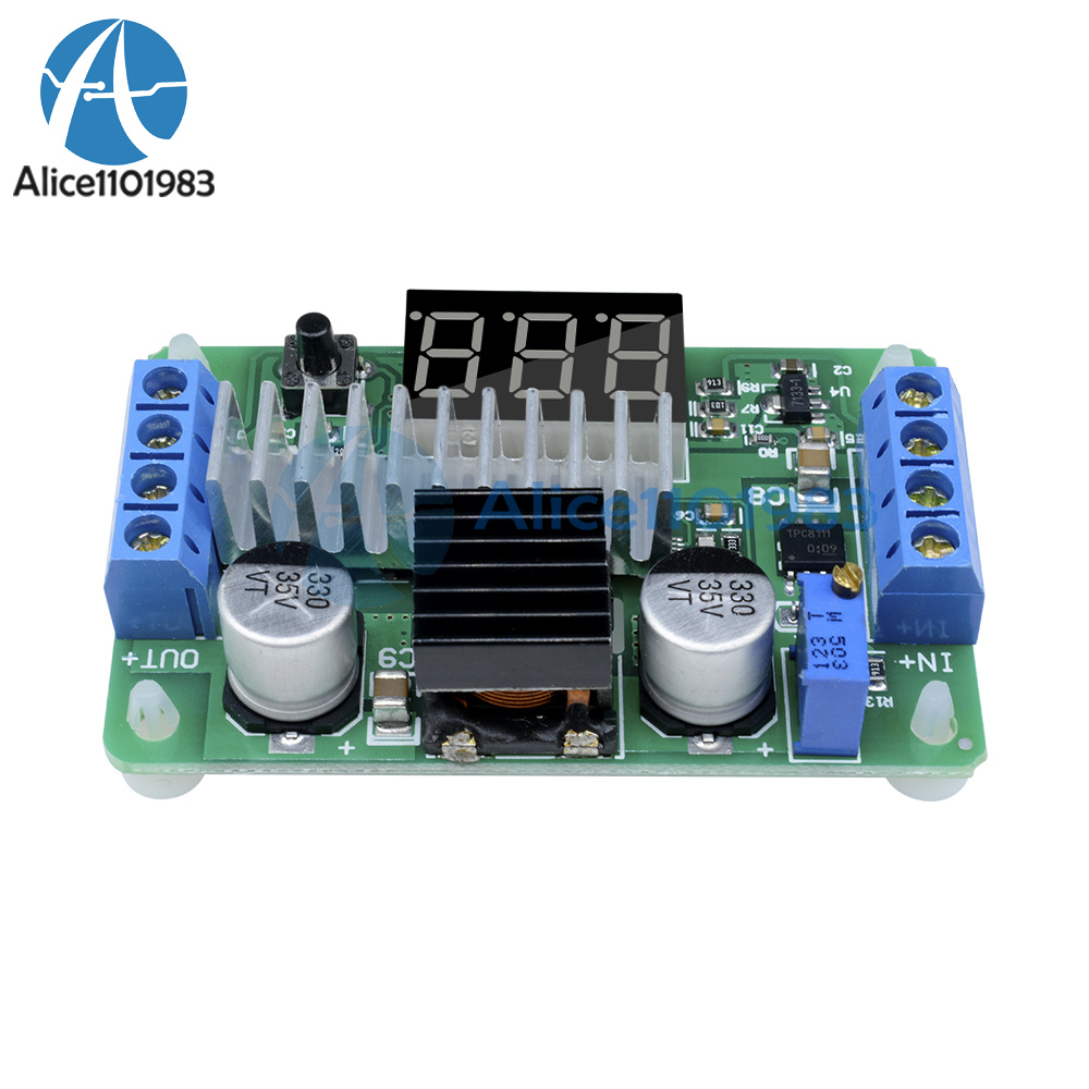 Ltc1871 Dc Step Up Boost Module Power Supply 35v To 30v 100w Led Converter 5v Input Voltage Range 35 Note Maximum Limit Must Be Aggressive In Order Avoid Accidental Damage 2 Output