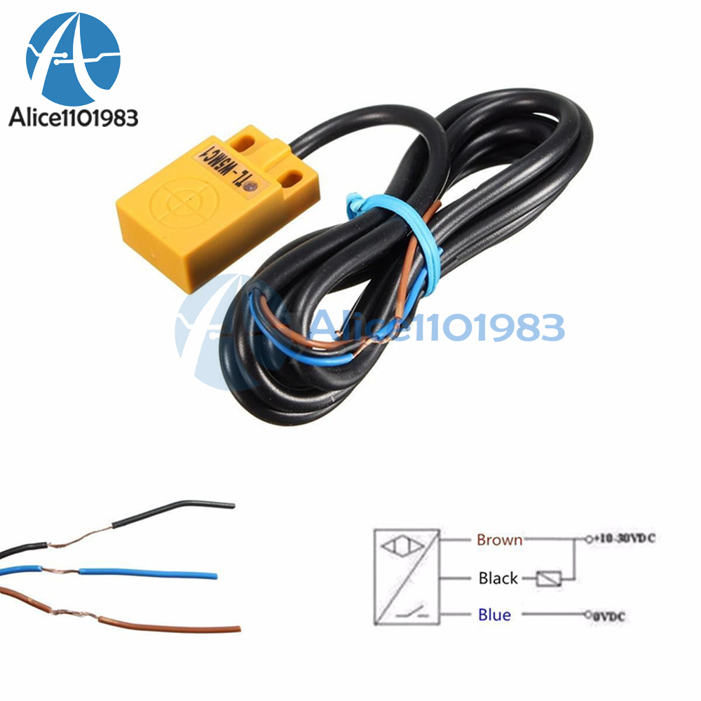 TL-W5MC1 NPN TL-W5MF1 PNP induktiver Näherungs Proximity Sensor Schalter Switch