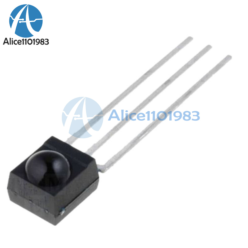 2//5//10PCS 38 kHz Remote TSOP4838 DIP-3 IR Receiver Infrared Radiation Module US