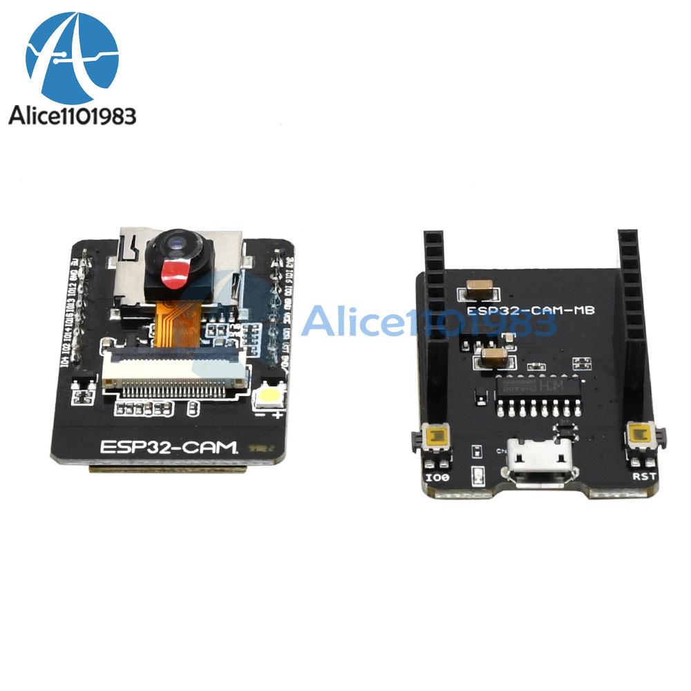 ESP32-CAM Enhanced Version WIFI Bluetooth Development Board 2.4G Antenna