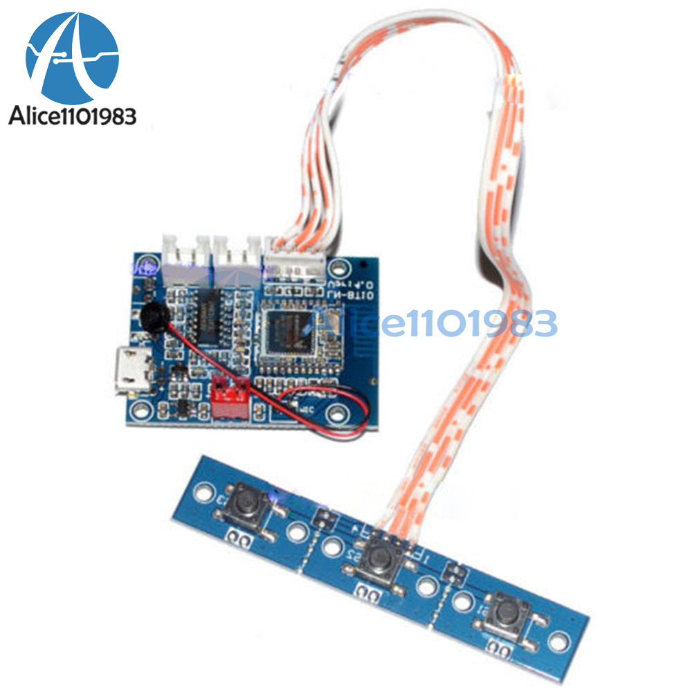 Pam8406 Bluetooth 41 Audio Receiver Module 5w Amplifier Board Stereo Hand Free Call