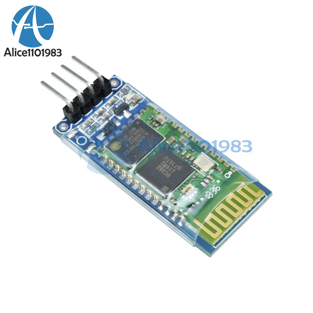Wireless Serial 4 Pin Bluetooth RF Transceiver HC-06 RS232 With backplane BAF