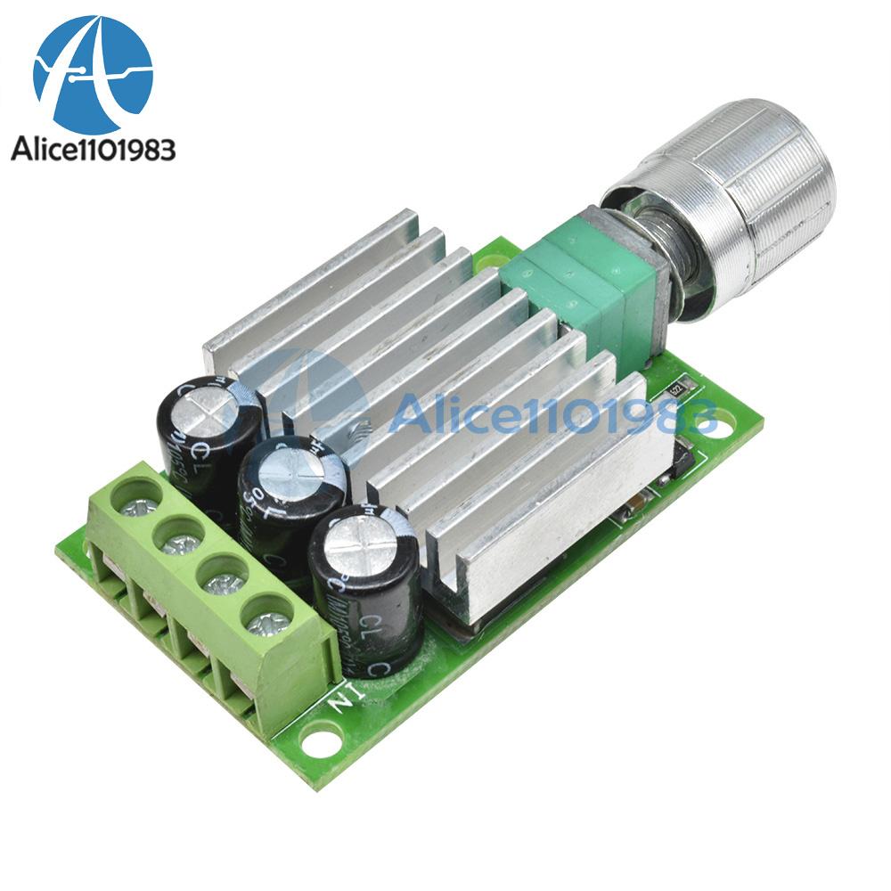 DC 6V 12V 24V 30V 10A Motor Speed Controller PWM Controller Board