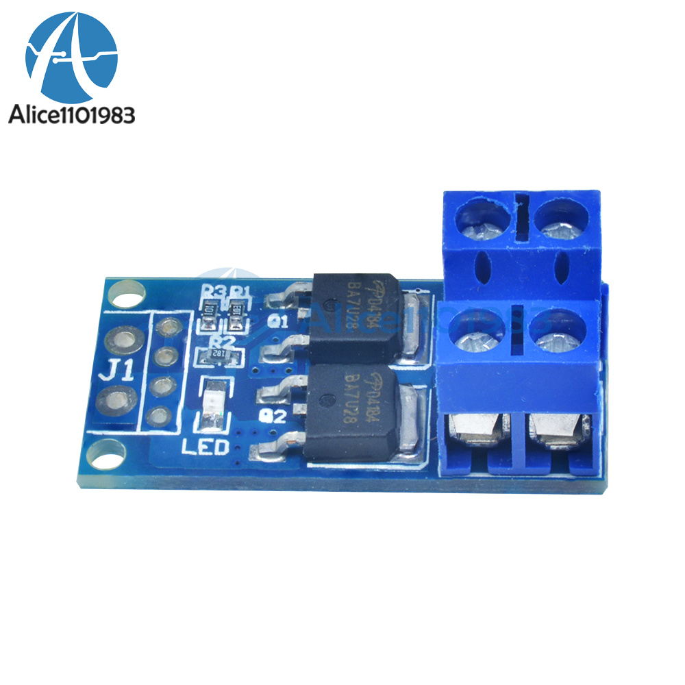1//2//5//10x 400W MOS FET Trigger Drive Switch Module PWM Regulator Control Panel