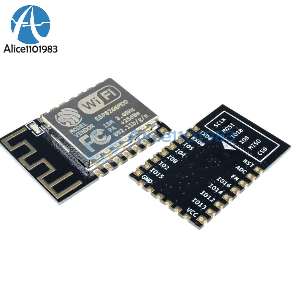 2PCS ESP8266 Remote Serial Port WIFI Transceiver Wireless Module Esp-12E AP+STA