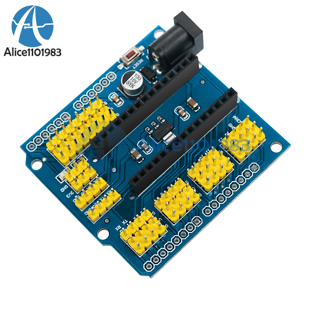 NANO I//O expansion sensor shield module for arduino r3 nano ZPH9H