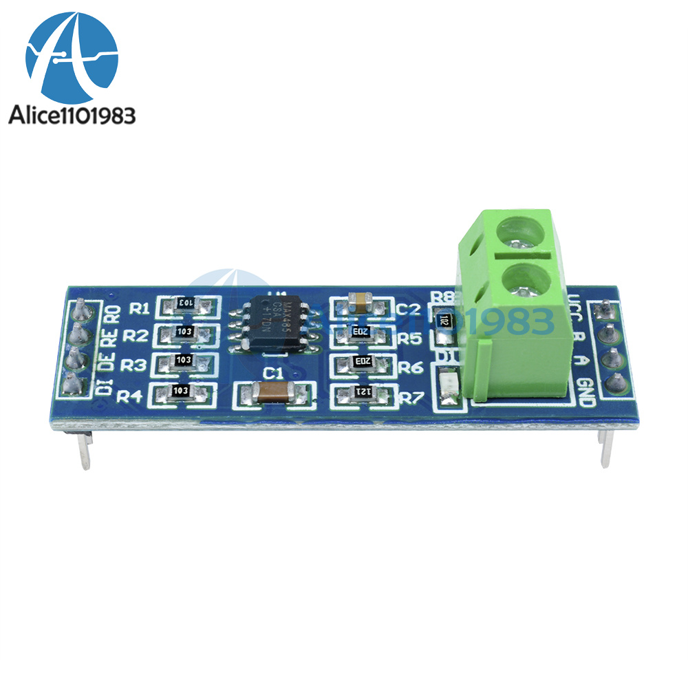 Details about 2PCS MAX485 RS-485 TTL to RS485 MAX485CSA Converter Module  For Arduino
