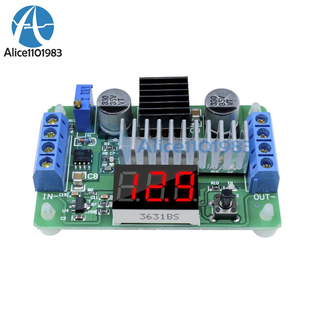 Ltc1871 Dc Step Up Boost Module Power Supply 35v To 30v 100w Led Converter 5v Voltmeter