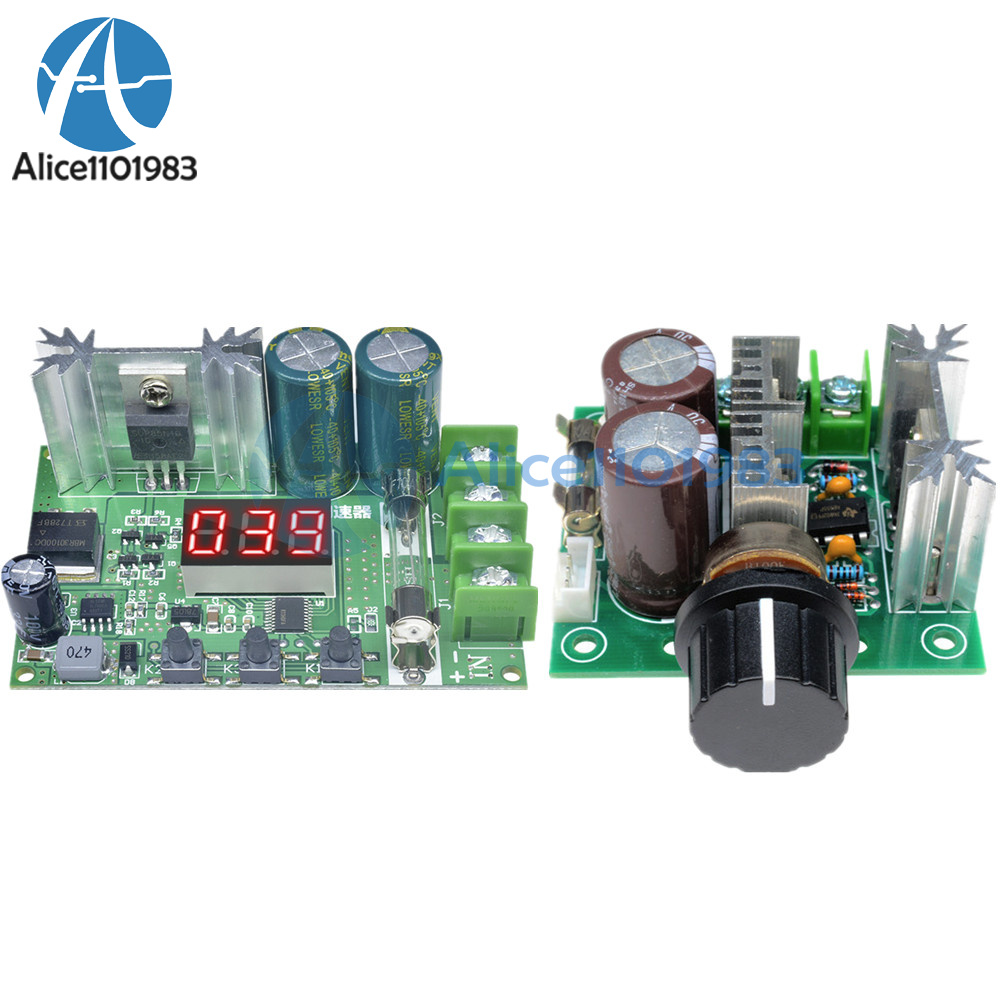 12v-40v 10a speed controller