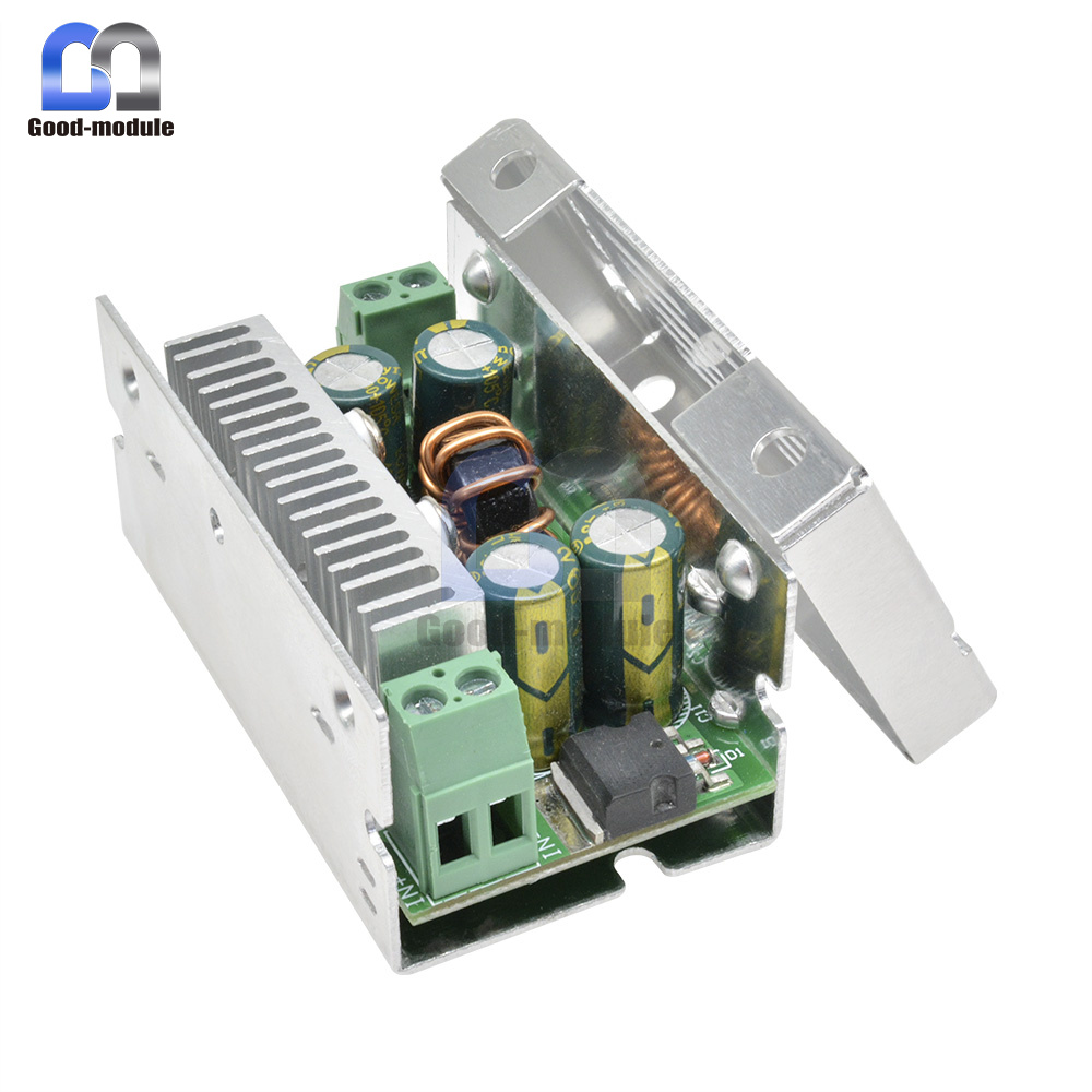 200W 15A DC-DC 8-60V To 1-36V Synchronous Buck Converter Power Step-down Module