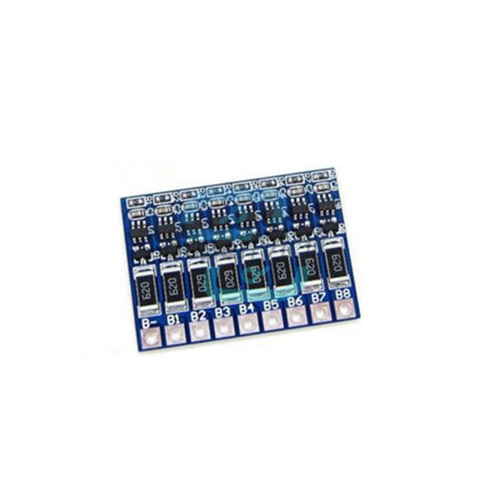 8 Cell 8S 18650 29,6 V 33,6 V Lithium-Batterie-Ladegerät Balance Board 4,2 V Neu