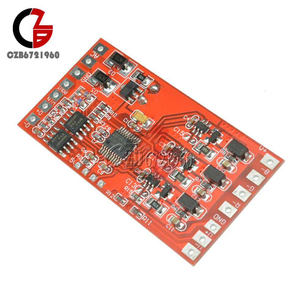 18-72-144W-300mA-6-12A-3-Channel-DMX512-Decoder-LED-RGB-Stage-Lighting-Driver thumbnail 12
