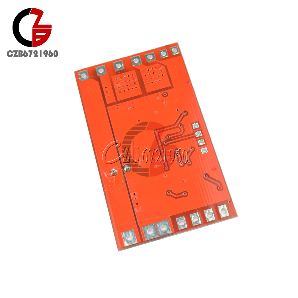 18-72-144W-300mA-6-12A-3-Channel-DMX512-Decoder-LED-RGB-Stage-Lighting-Driver thumbnail 23