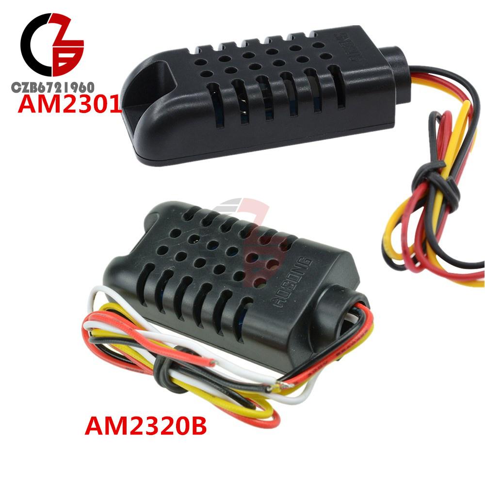 1PCS AM2320B Digital Temperature and Humidity Sensor module AM2301 SHT21