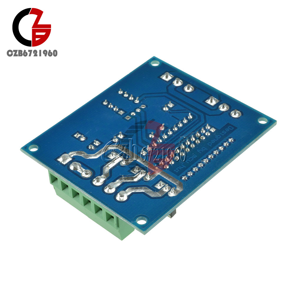 18-72-144W-300mA-6-12A-3-Channel-DMX512-Decoder-LED-RGB-Stage-Lighting-Driver thumbnail 30